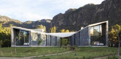 maison-individuelle-pierre-Mexique