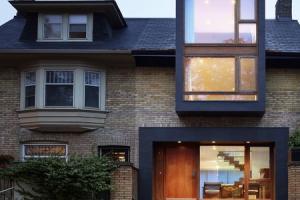 R novation construire tendance - Maison moderne toronto par studio junction ...